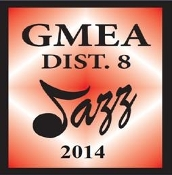 2014 GMEA Disrtrict VIII Jazz Band CD