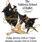 Valdosta School of Ballet presents Sleeping Beauty 2020